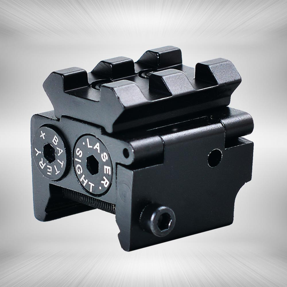 Mount Laser For Taurus Revolvers: Tactical Mini Adjustable Compact Red Dot Laser Sight Scope