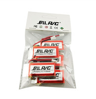 BLLRC 5ชิ้น3.7โวลต์600มิลลิแอมป์ชั่วโมงยอดขายทั่วโลกของแบต