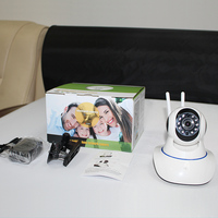 Mini HD 720P Double Wireless IP Camera Wifi Home Security Camera HD Cctv Camera P2P Camera