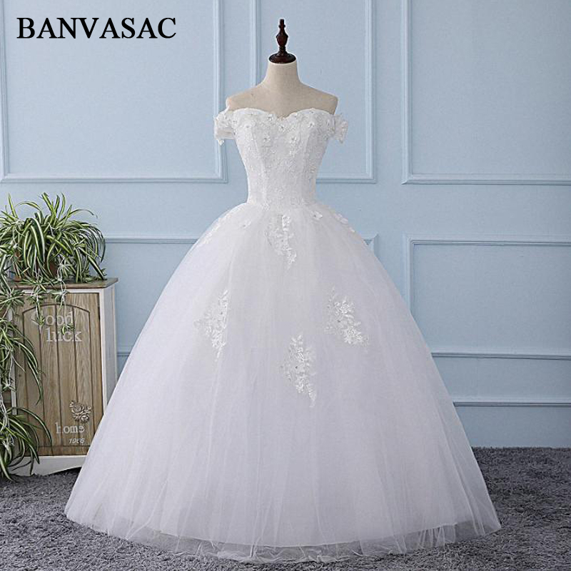 Banvasac 2018 Real Photos Crystals Flowers Sweetheart Ball