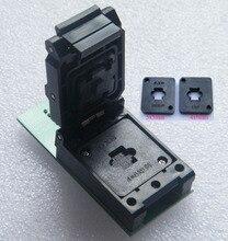 Bga24 to dip8 bga24 턴 dip8 프로그래머 소켓 ic 크기 6*8mm 2 6*4mm 5*5mm 매트릭스 ic 어댑터 새로운 원본