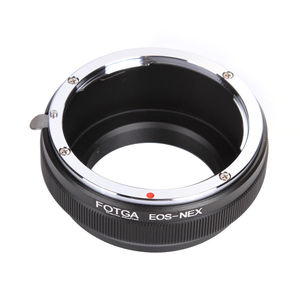 Image 2 - FOTGA מתאם טבעת טבעות מצלמה עבור Canon EOS EF עדשה לסוני E הר NEX 3 NEX 7 6 5N A7R השני III A6300 A6500