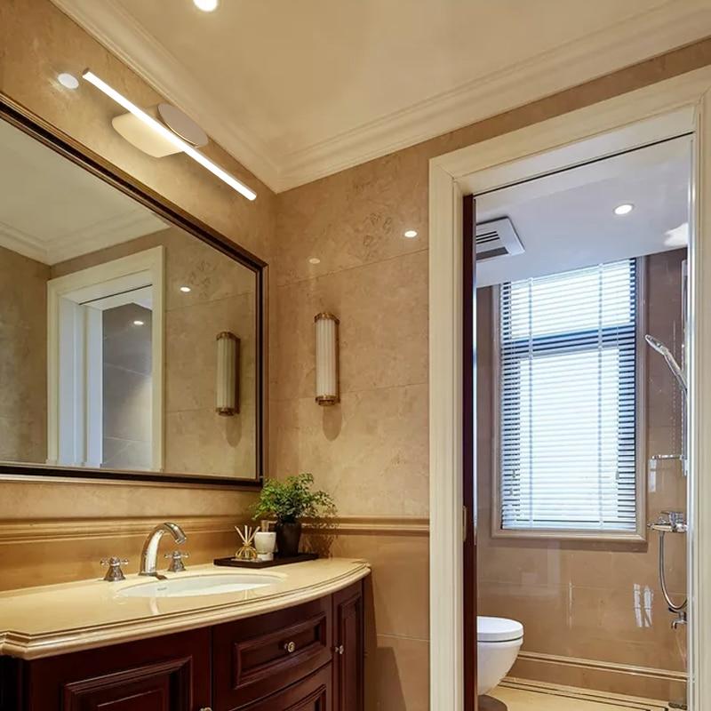 40 60 80 100cm Modern Led Wall Lights Lamp Bedroom