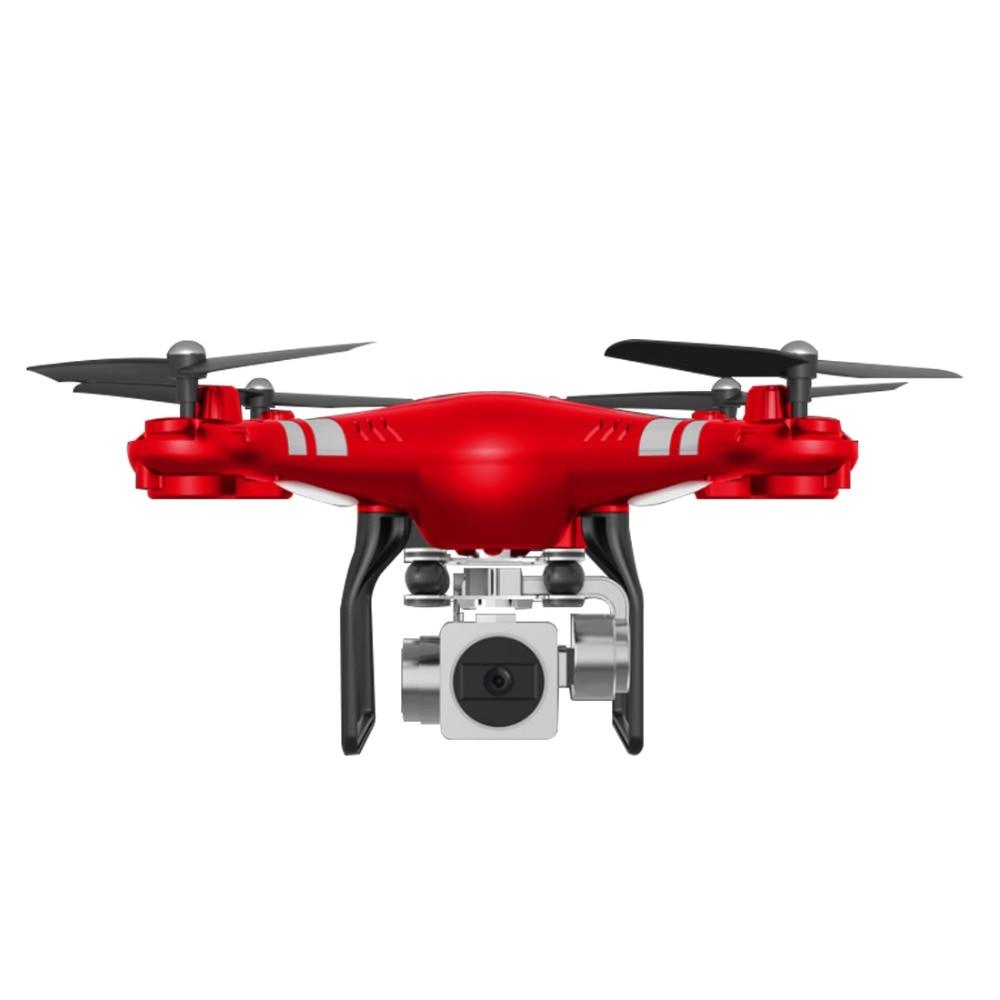 SH5HD 4-axe RC FPV Drone 270 Degrés Ajusté Plat WIFI Contrôle Attitude Pression Tenir Sans Tête Mode Caméra Quadcopter