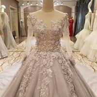 2019 Новые Элегантные платья невесты длинные Свадебная вечеринка платье Большие размеры Королевский синий цвет нарядное платье Тюлевое плат