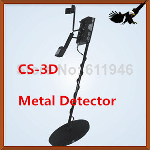 1PCS/LOT Gold Detector Underground Gold Detector,Ground Metal Detector cs-3d