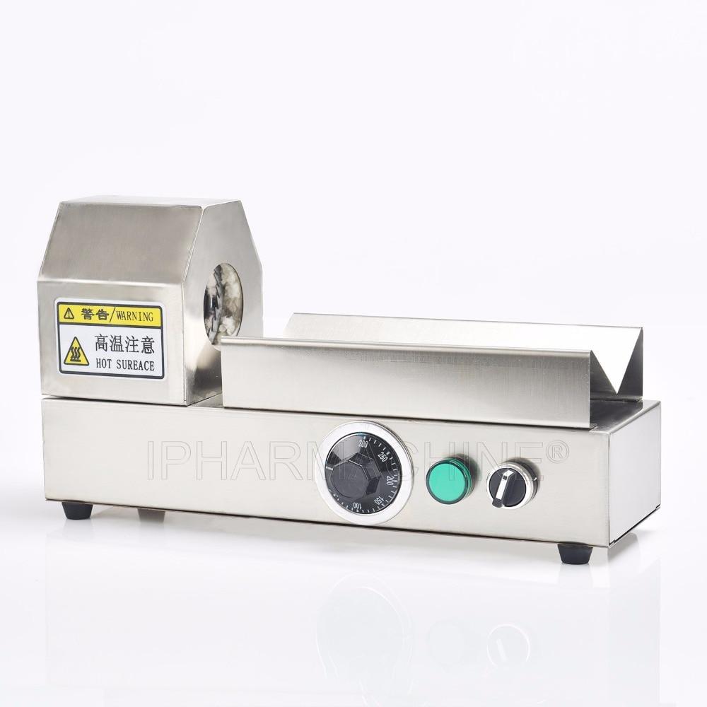цены bottle capping machine for PVC bottleneck PVC tube thermal shrinking machine (220V/50HZ)
