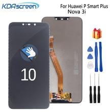 цены на Original For Huawei P Smart Plus LCD Display Touch Screen Digiter Repair Phone Display For Nova 3i INE-LX1 INE-L21 Screen LCD  в интернет-магазинах
