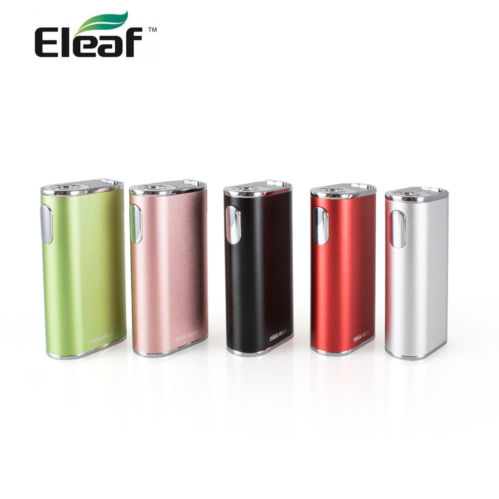 IN STOCK 100 Original Eleaf iStick MELO Battery Mod Built in 4400mAh Output 60w VW Bypass