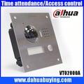 Dahua IP VTO2000A Металла Вилла Открытый Станции Video Door Phone DAHUA POE P2P Металла Вилла Открытый Станции Видео-Дверной звонок