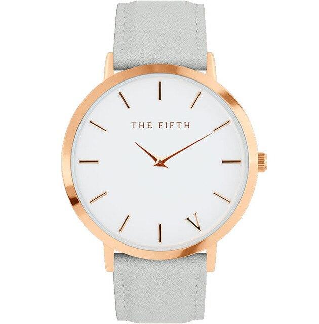 Zegarek damski The Fifth minimalistyczny różne kolory