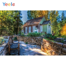 Yeele Landscape Family Photocall Patio Room Paint Photography Backdrops Personalized Photographic Backgrounds For Photo Studio