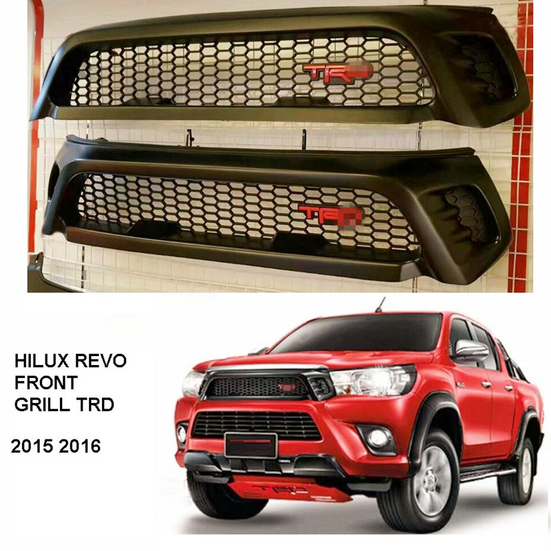 Toyota Trd For Sale: Aliexpress.com : Buy 2015 2017 HILUX REVO TRD GRILL PICKUP