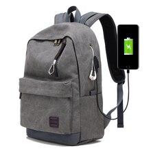 7ee2b3f748d0 Мульти-функция usb зарядка Рюкзак Бизнес ноутбук Плечи сумка пакет мужской досуг  путешествия рюкзак 0706