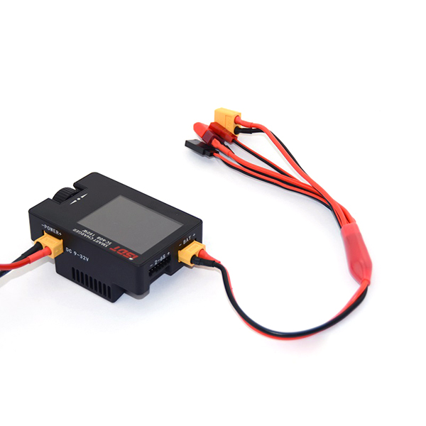 XT60 Plug Battery Charging Connect Cable For ISDT T6 Q6 Lite Charger Discharger RC Drone