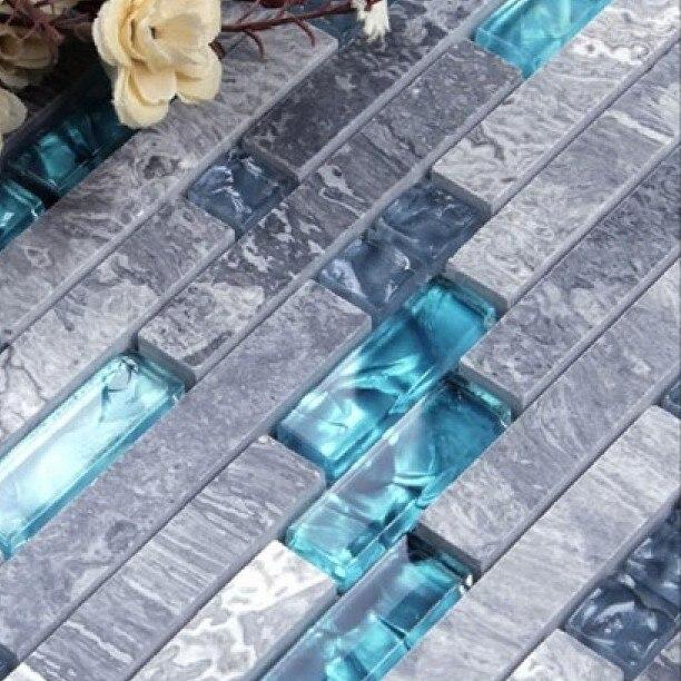 Kristall Mosaik Fliesen Werbeaktion-Shop für Werbeaktion Kristall ...