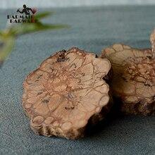 1pcs Wintersweet Wood Slices Bar Mats Wood Coasters Reclaimed Willow Wood Coasters Diameter Of 5cm 8cm 10cm