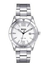 БОСС Германии часы мужчины люксовый бренд ультра-тонкий Япония импорт MIYOTA кварцевые часы из нержавеющей стали белый relogio masculino