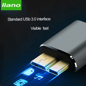 Image 2 - LLANO USB 3.0 Type A Micro B USB3.0 Data Sync Cable Cord for External Hard Drive Disk HDD Samsung S5 USB C hard drive cable