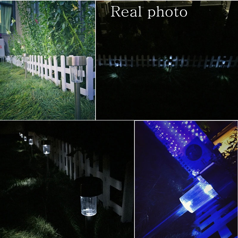 10 pcs lot lumi re solaire d coration de jardin led