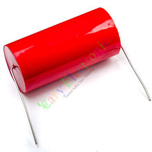卸売と小売5ピースmkp 400ボルト18 uf長い銅リードアキシャル電解コンデンサオーディオamp部分送料無料