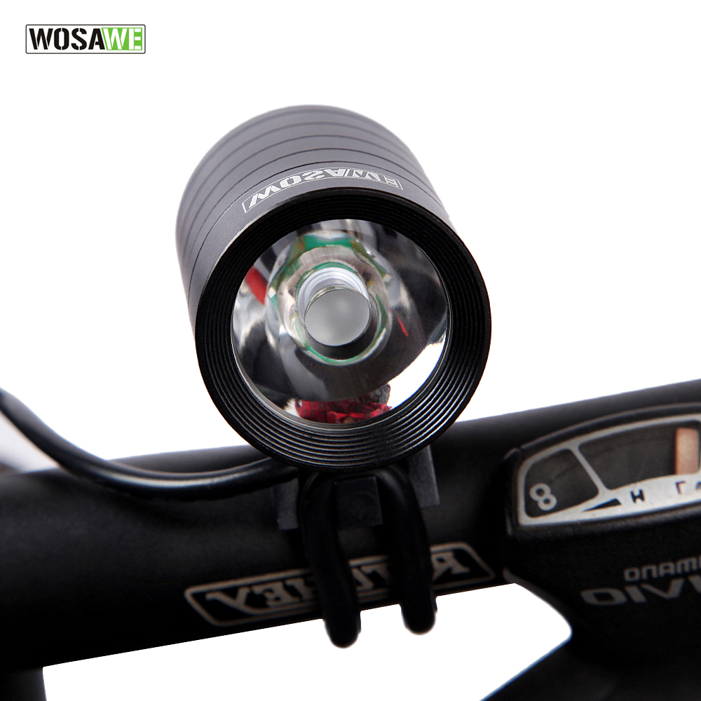 WOSAWE 1200 Lumen XMK T6 Fahrrad Lichter Lampe Wasserdichte LED ...