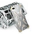 Luxo à prova de choque de metal de alumínio caso para iphone7 thor ironman armadura abranger os casos para iphone 7 plus da aviação