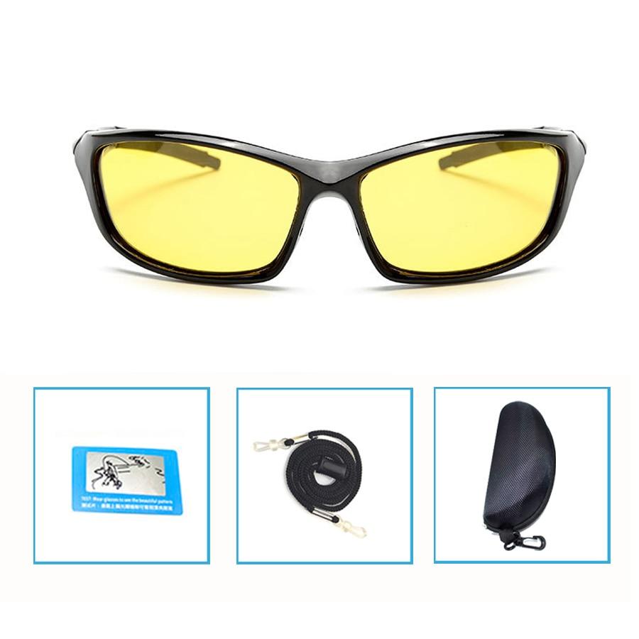 2b9dd8b66d FS YURI YUAN polarizadas pesca gafas hombres mujeres deportes ciclismo gafas  de sol al aire libre
