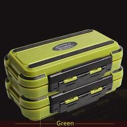 20 Cm Visgerei Doos 28 Grids Vakken 4 Kleur Vis Lokken Lijn Haak Visgerei Accessoires Doos