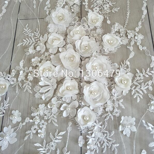 Online Buy Wholesale lace fabric for wedding dresses from China