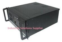 NEW 4u industrial computer case 4u server computer case 8 hard drive 2 bit 4U500ATX