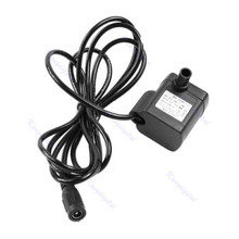 цена на New DC 3W 5.5V- 12V Submersible Water Pump Aquarium Fish Tank Fountain Pond Pump