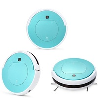 2018 Hot Seebest Sweeping 3000Pa Intelligent Robot Vacuum Cleaner Household Smart Automatic Robotic Proscenic Robot Aspirador