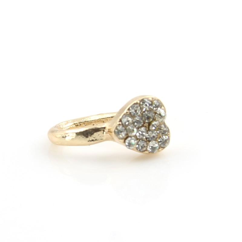 1 ST Verbazingwekkende 3 Kleuren 3 Stijlen Kristal Mevrouw Unieke - Mode-sieraden - Foto 2