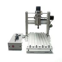 DIY CNC Engraving Machine 3020 Metal Mini Cnc Router For Pcb Carving