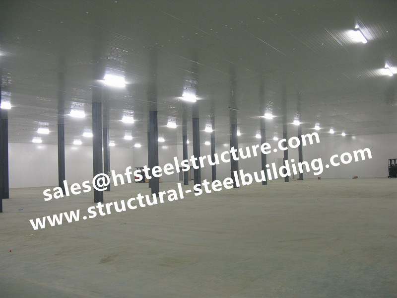 Temperature Controls Walk In Cold Mushroom Specilized Cold Storage And Freezer Room Made Of Pu Insulation Sandwich Panel