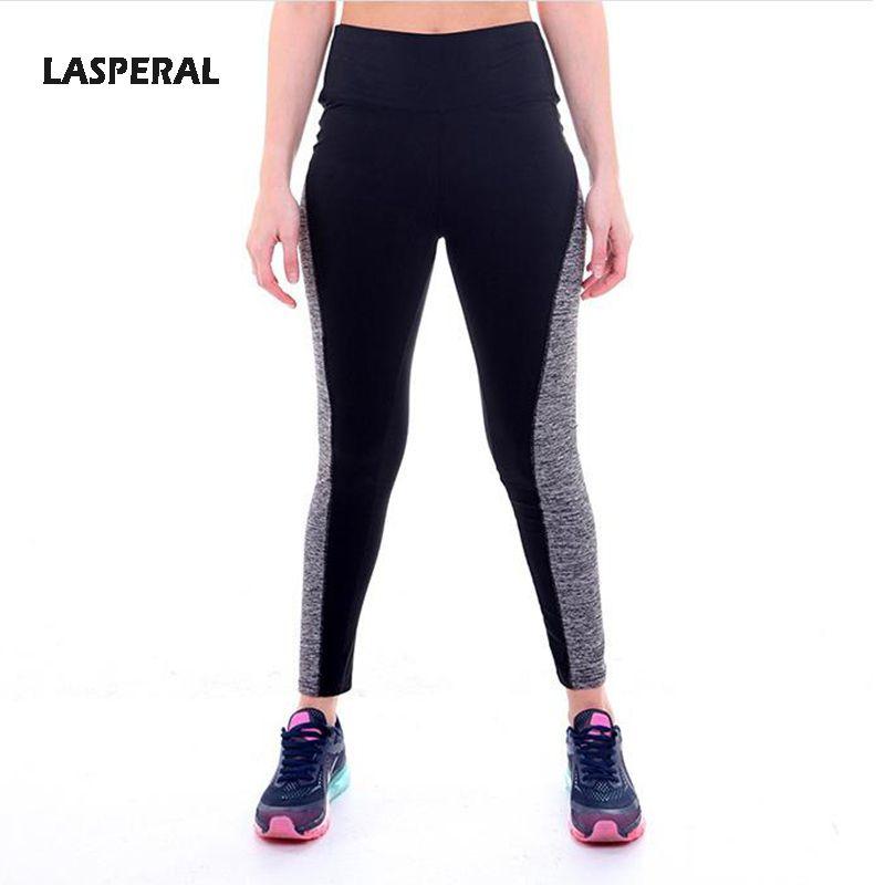 282add2aa28b1 Women Leggings High Waist Elastic Leggings Patchwork Women Pants Femme Sexy Warm  Workout Leggings Plus Size Transparent