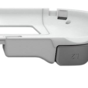 Image 4 - Uchwyt ręczny Joypad stojak na telefon ochraniacz na drążek skrzyni biegów z L2 R2 przycisk wyzwalacza dla PSV 2000 PSV2000 ps vita 2000 Slim gry Conso