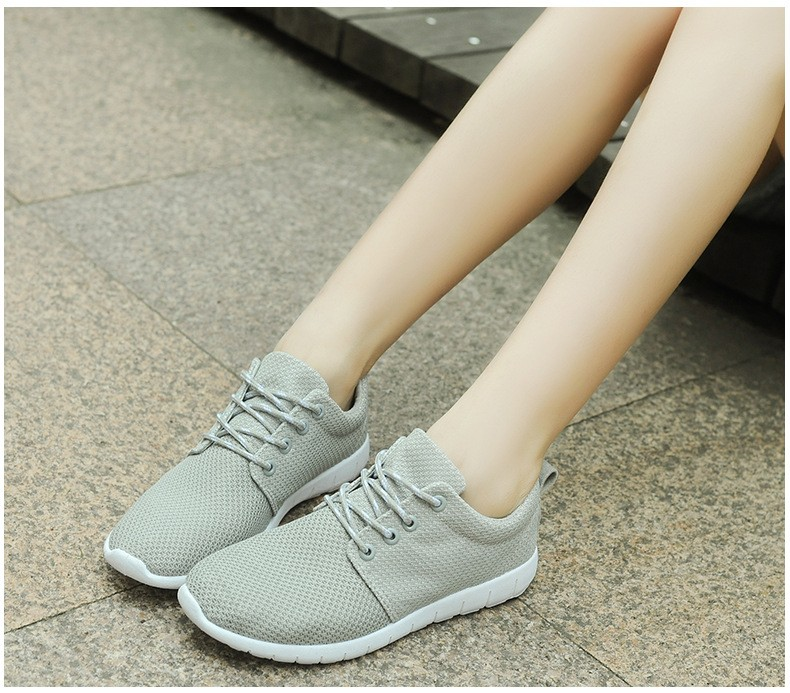 Women Breathable Mesh Shoes Size 35-40 Fashion Women Casual Shoes Zapatillas Deportivas Trainer Free Shipping Ladies Shoes YD85 (17)