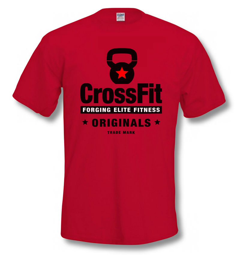 to 4XL KETTLEBELLS CROSSFIT T SHIRT Gym Training Fitness Weightlifting Barbell