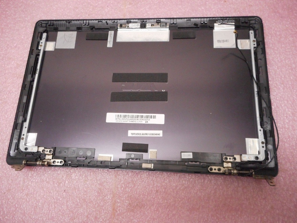 Original-For-asus-vivobook-ASUS-X202-X202E-X202-S200-S202-screen-A-COVER-TOP-COVER-hinge