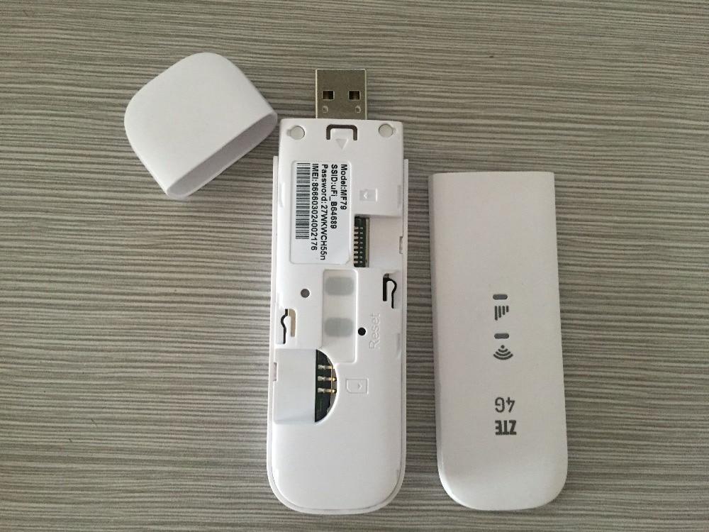 Здесь продается  ZTE MF79 4G LTE WiFi Stick LTE Band 3(1800 MHz)/Band 7(2600 MHz)/Band 28(700MHz)  Компьютер & сеть