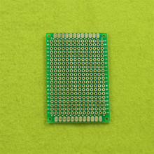 10pcs 4x6cm Double Side Prototype PCB Universal Printed Circuit Board(China (Mainland))