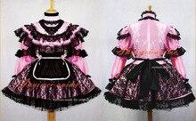 Japón Anime Maid Lolita Cosplay Traje de Halloween Vestidos de Fiesta