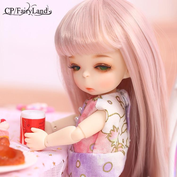 Fairyland Halloween FL pukifee 1 8 bjd body model baby girls boys doll eyes High Quality