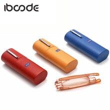 iboode Folding Mini Reading Glasses Portable Unisex Foldable with Case Male Female Elderly Convenient Presbyopic