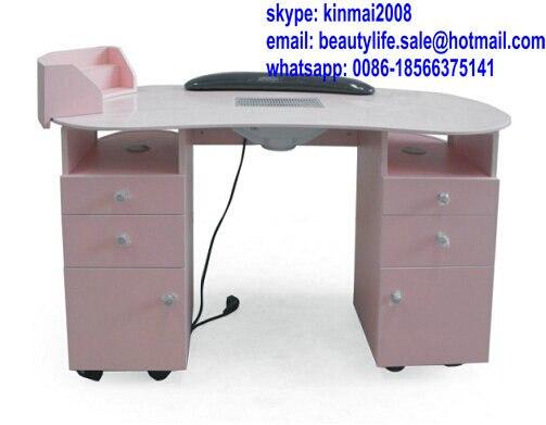 beauty spa equipment Nail Table manicure desk nail salon furniture ...