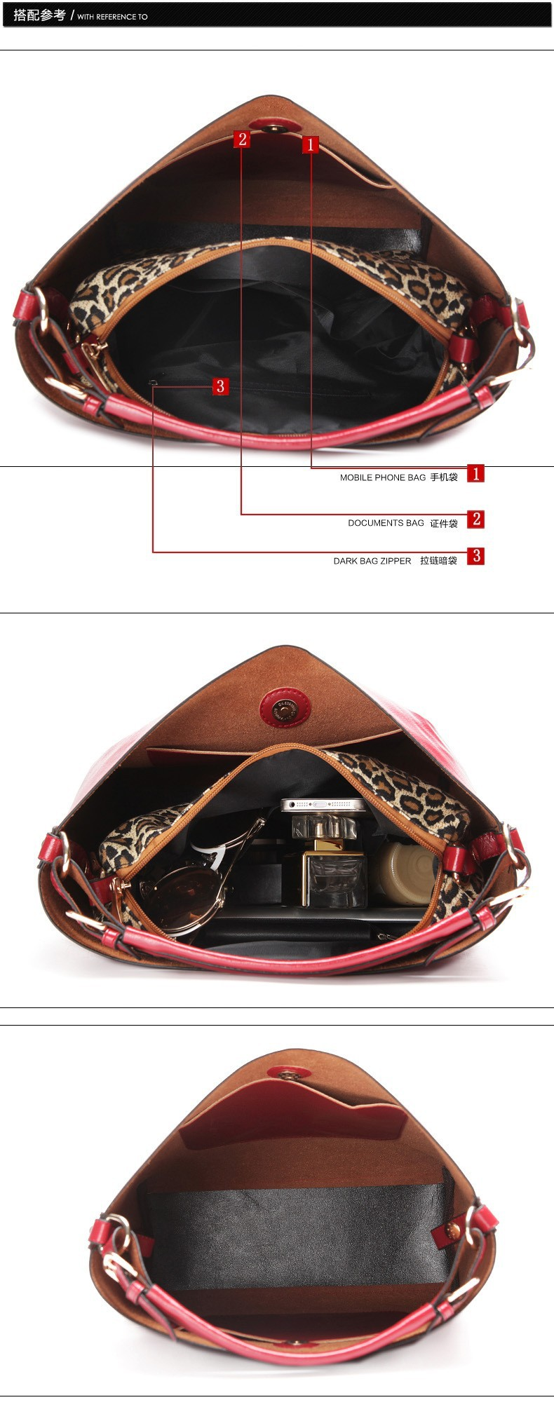 Ladies Composite Handbags Woman Fashion Pu Leather Bags Crossbody Bag For Women Fashion 2015 Designer High Quality Bags BH270 (18)