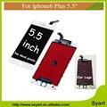 100% de garantia a +++ display lcd para iphone 6 plus lcd tela de toque digitador assembléia + ferramentas + digitador de vidro 50 pcs dhl