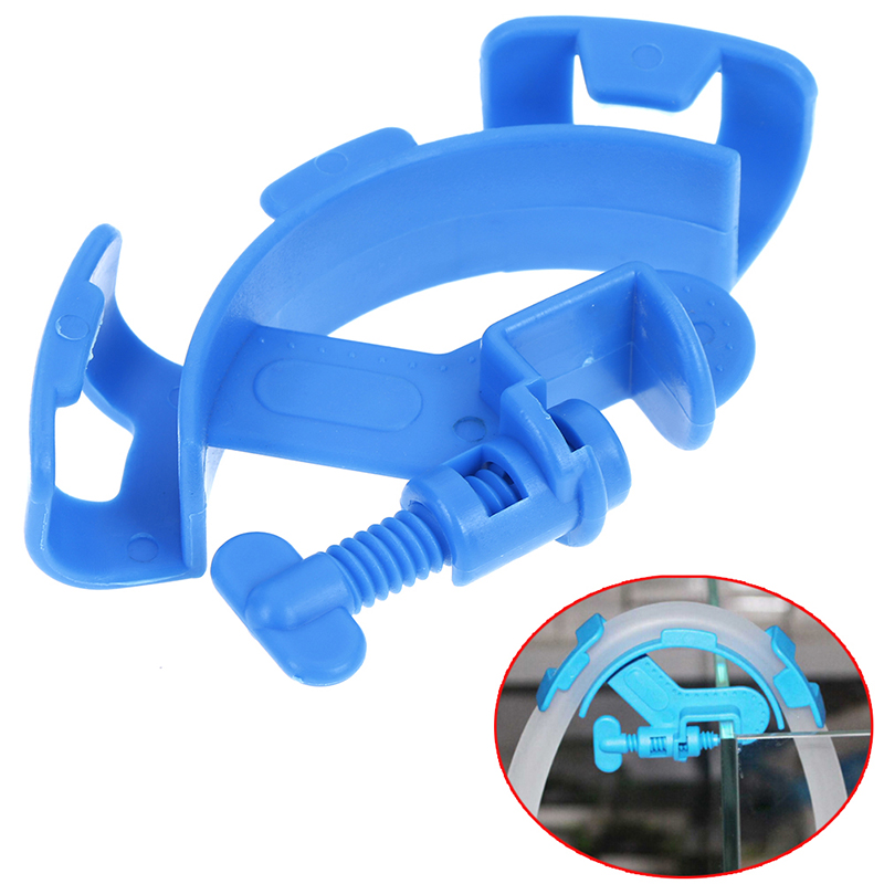 1pc Brew clip pipe syphon tube hose flow control wine beer making clamp holder